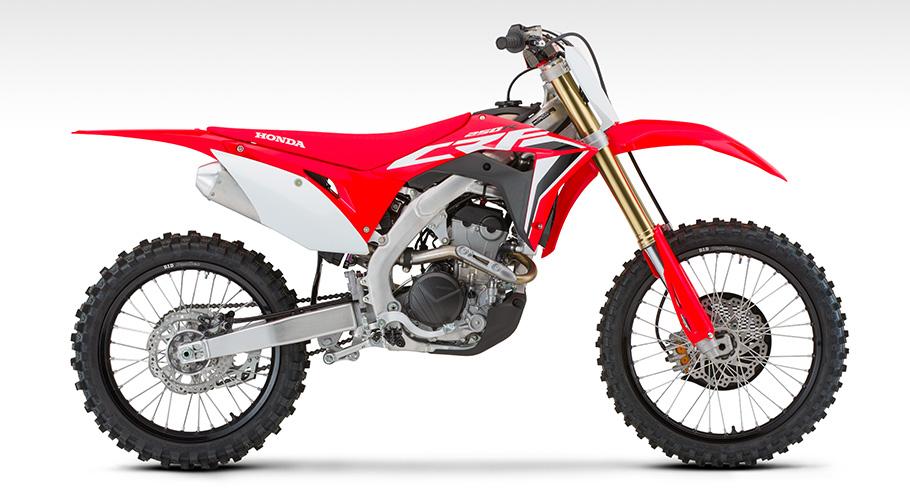 Honda モトクロス競技専用車 Crf250r およびエンデューロ競技専用