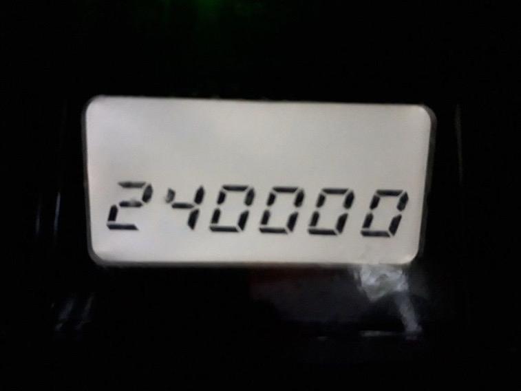 30万キロ行くのか?