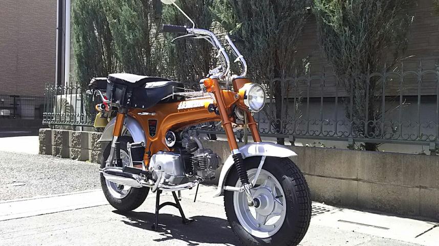1969年式 ダックスホンダ
