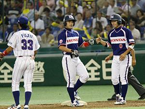 都市対抗 Honda 硬式野球部   SPORTS   Honda
