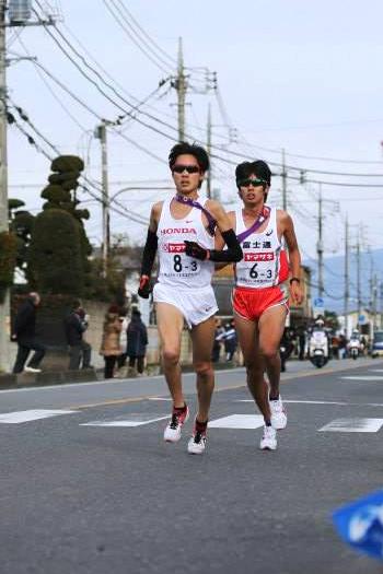 第59回全日本実業団対抗駅伝競走大会 - ニューイヤー駅伝 | SPORTS | Honda