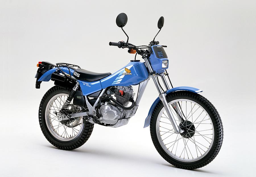ホンダ TL125