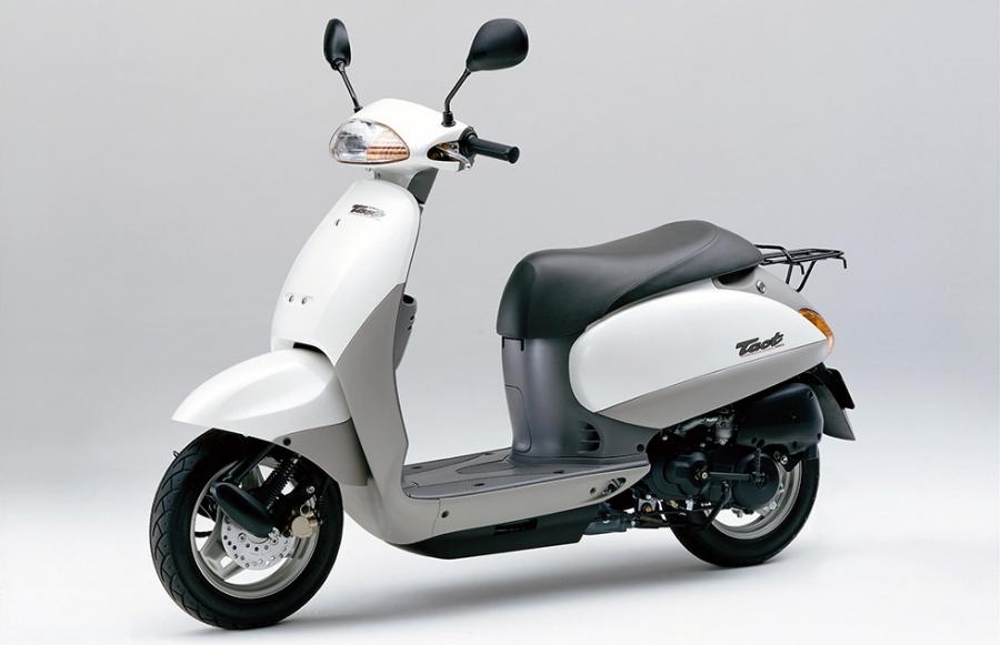 Honda | ロングセラーの50ccメットインスクーター「ホンダ タクト」を ...