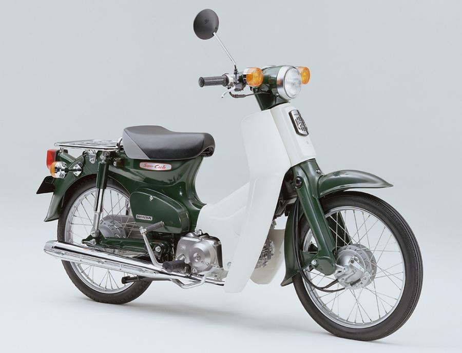カブ 50 スーパー ホンダ スーパーカブ50/ホンダの新車・中古バイク一覧|ウェビック バイク選び