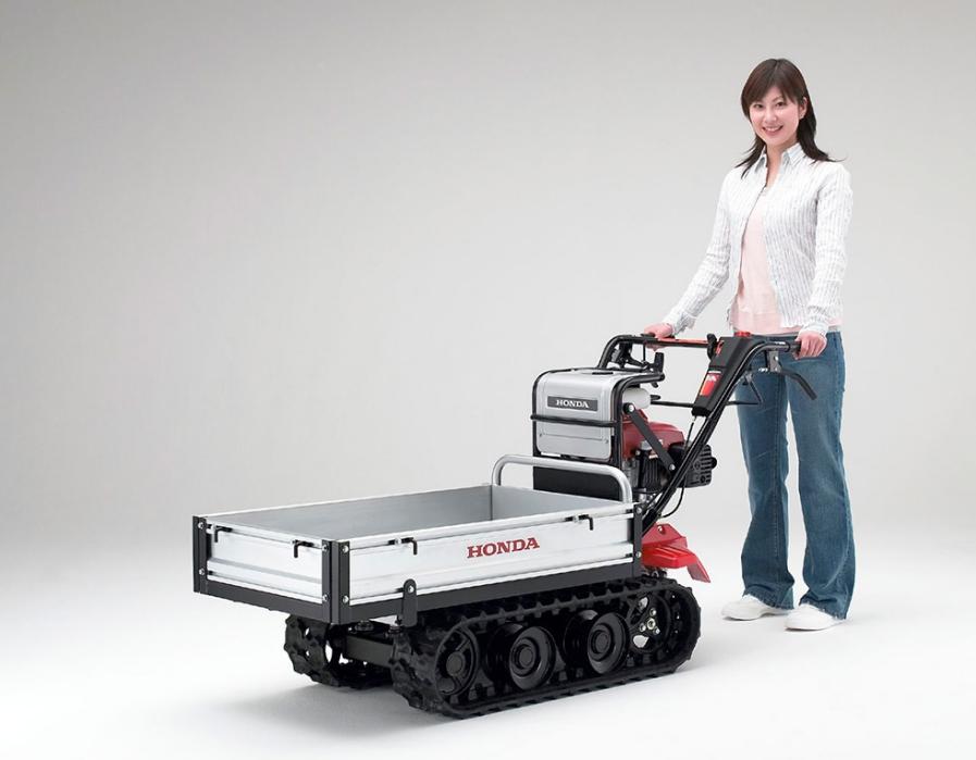 Honda | 小型運搬機「力丸(りきまる)シリーズHP350/HP450」を発売