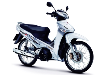 Wave125i(2006年 タイ)