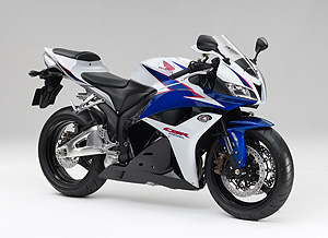 Honda スーパースポーツモデル Cbr600rr のカラーリングを変更し発売