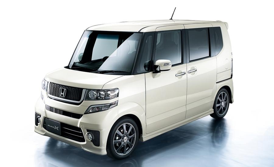 Honda | 「N BOX」シリーズを一部改良し発売 -燃費向上に加え、装備をさらに充実-