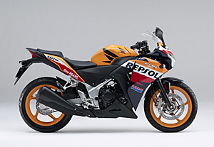 CBR250R<ABS> Special Edition (ナイトリックオレンジ)