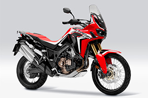 CRF1000L Africa Twin(DCT) (ヴィクトリーレッド)
