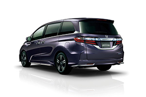 HYBRID ABSOLUTE・Honda SENSING