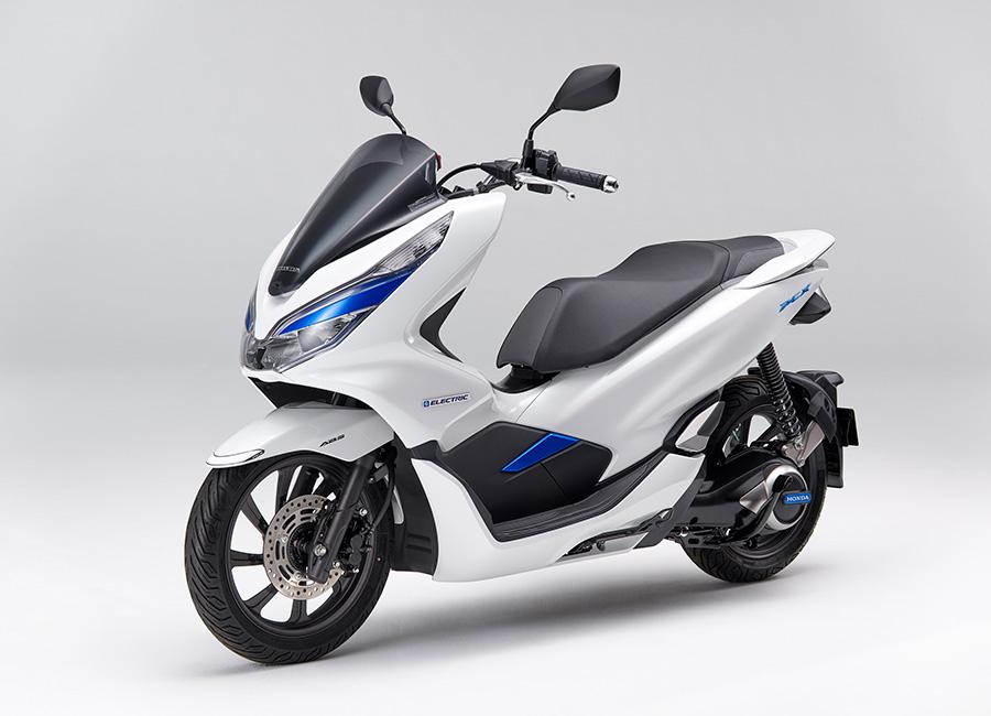 Honda | 電動二輪車「PCX ELECTRIC」のリース販売を開始