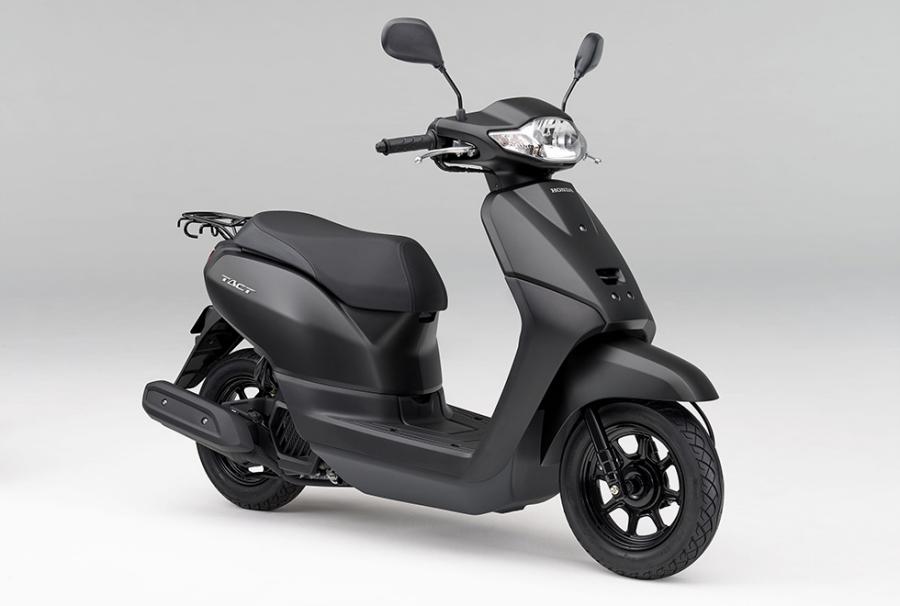 Honda | 原付一種スクーター「タクト」と「タクト・ベーシック」の ...