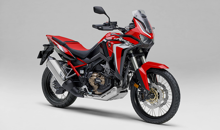 CRF1100L Africa Twin Dual Clutch Transmission(グランプリレッド)