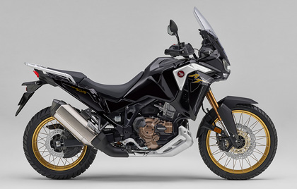 CRF1100L Africa Twin Adventure Sports ES Dual Clutch Transmission(ダークネスブラックメタリック)
