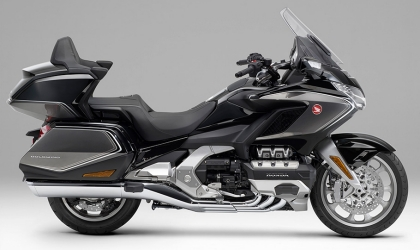 Gold Wing Tour Dual Clutch Transmission<AIRBAG> ダークネスブラックメタリック(ツートーン)