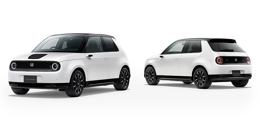 Honda | 新型電気自動車「Honda e」を発売