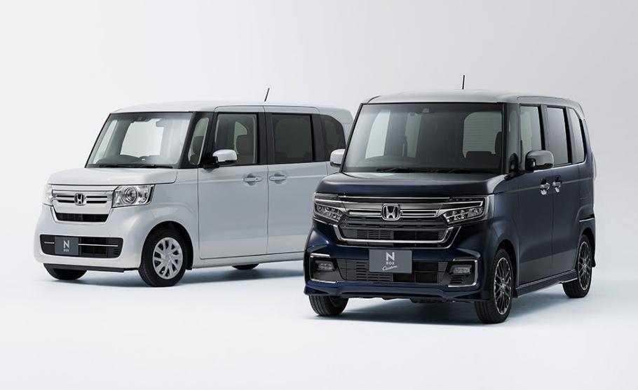 Honda | 「N-BOX」シリーズが2020年暦年 新車販売台数 第1位を獲得