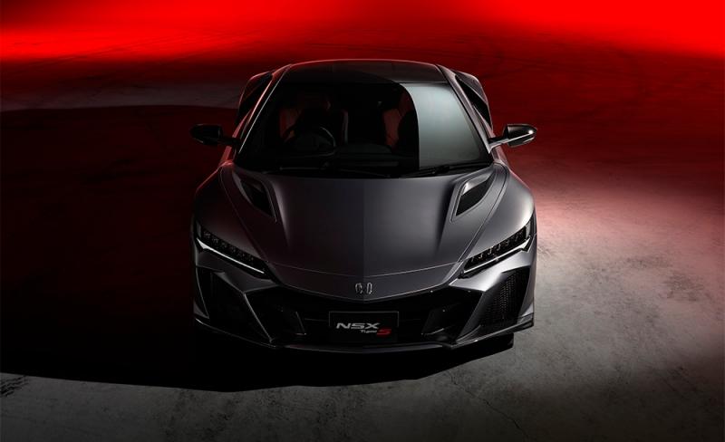ホンダ、スポーツカー「NSX タイプS」発表 日本は9月購入申込開始