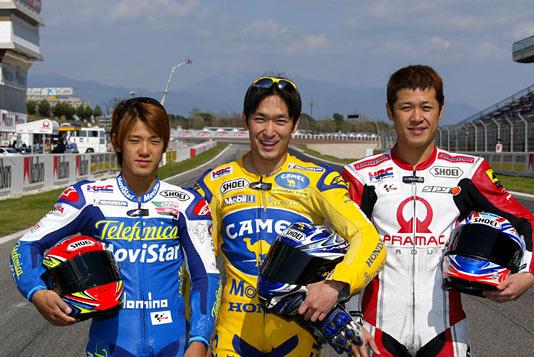 加藤大治郎選手について | Honda Racing
