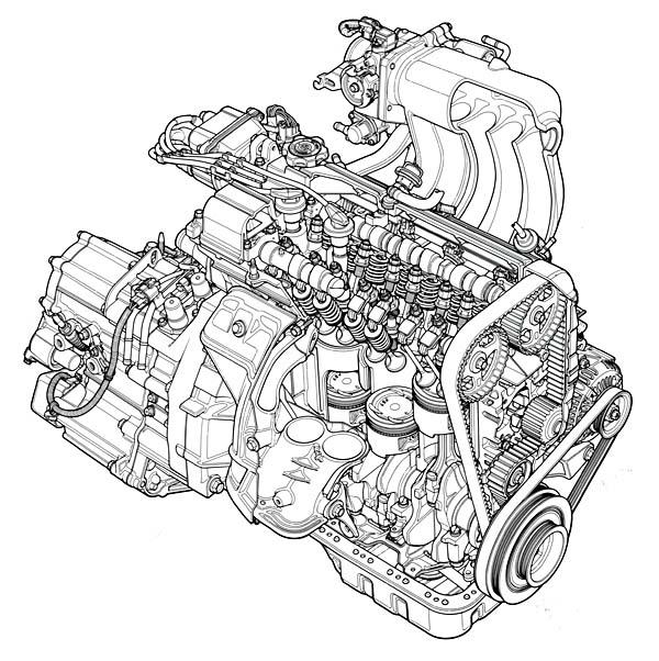 B20b Engine