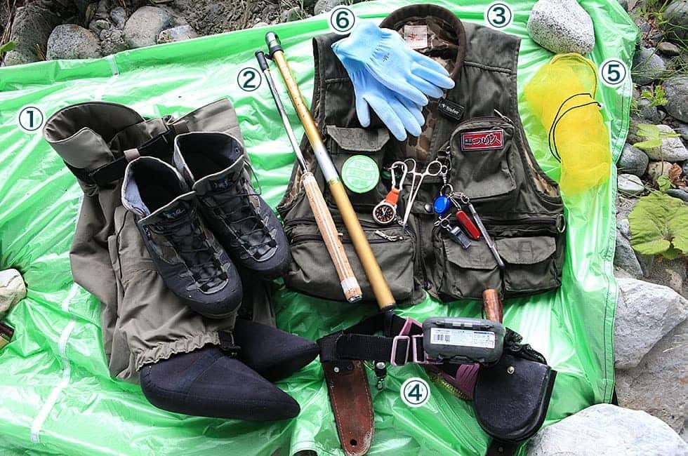 道具 一式 釣り 海釣り初心者が最初に必要な道具をベテラン目線でおすすめを厳選!