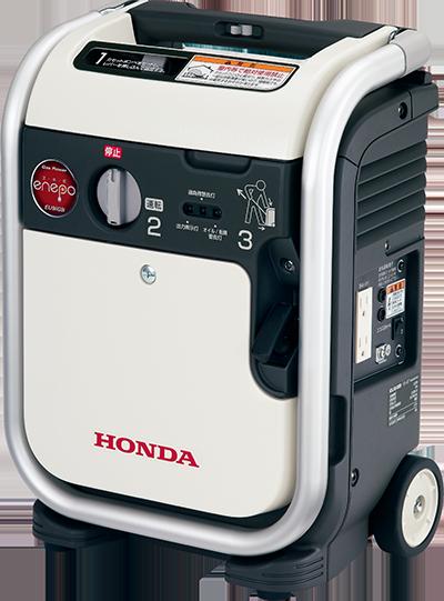 EU9iGB(エネポ)- 正弦波インバーター搭載発電機|Honda