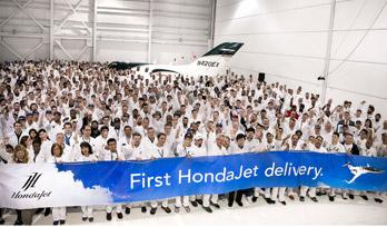ヒストリー | HondaJet | Honda