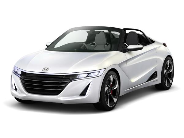 出展車両一覧|東京モーターショー2013|Honda
