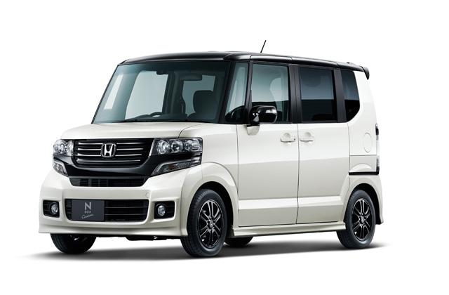 画像 : ホンダ N-BOX(Honda N-BOX) 画像100 - NAVER まとめ