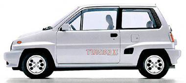 [JAPON] Honda City TURBO I & TURBO II B027fb01