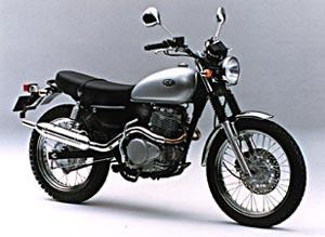 ホンダCL400(NC38)
