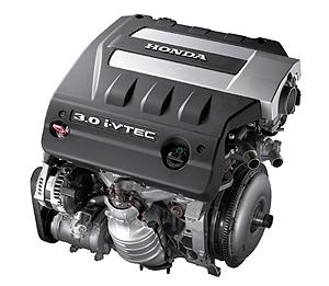 ホンダ v6 3 0l i vtecエンジン を新開発 新型インスパイアに搭載