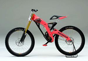 Honda Bicycles Mountain Bike
