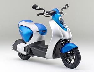 Honda 50Cc Motor Scooter