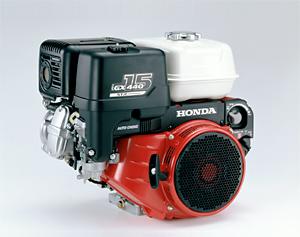 Honda 世界初、電子制御技術採用...