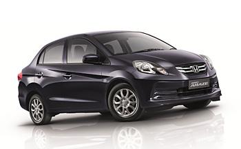Honda | タイで新型セダン「BRIO...
