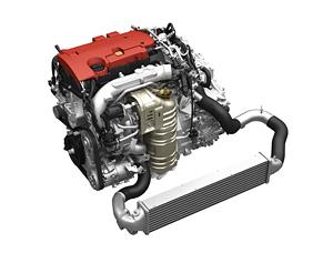 2.0L 4気筒直噴ガソリンターボエンジン