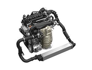 1.5L 4気筒直噴ガソリンターボエンジン