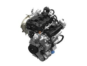 1.0L 3気筒直噴ガソリンターボエンジン