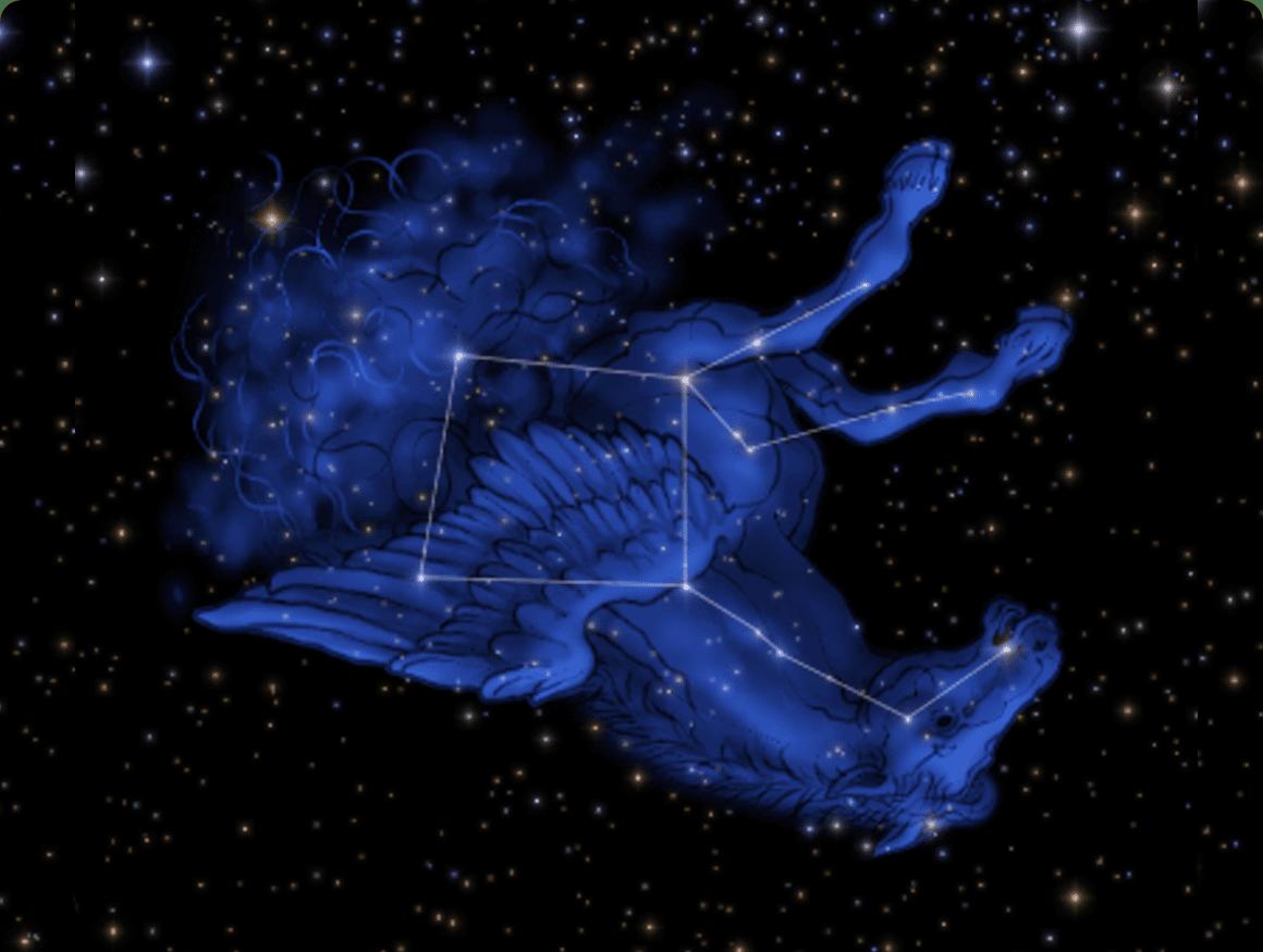 ペガスス座」の見つけ方や誰かに教えたくなる星の話 - 星座図鑑 ...