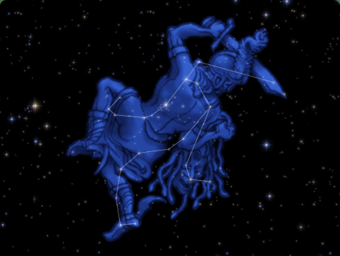 ペルセウス座」の見つけ方や誰かに教えたくなる星の話 - 星座図鑑 | Hondaキャンプ | Honda