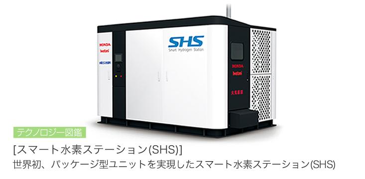 テクノロジー図鑑「スマート水素ステーション(SHS)」を公開