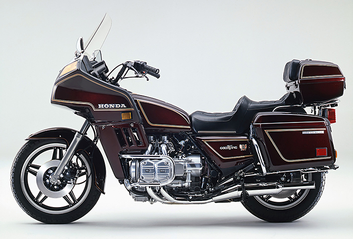 pin 1981 honda gl1100 gold wing interstate on pinterest