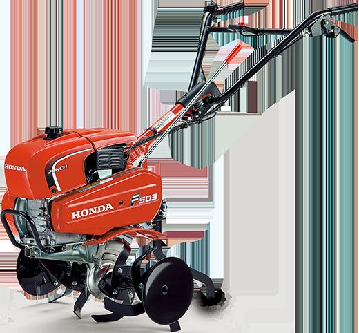 new concept 6baac e2888 パンチ F503(JH)- 車軸ローター式 耕うん機|Honda