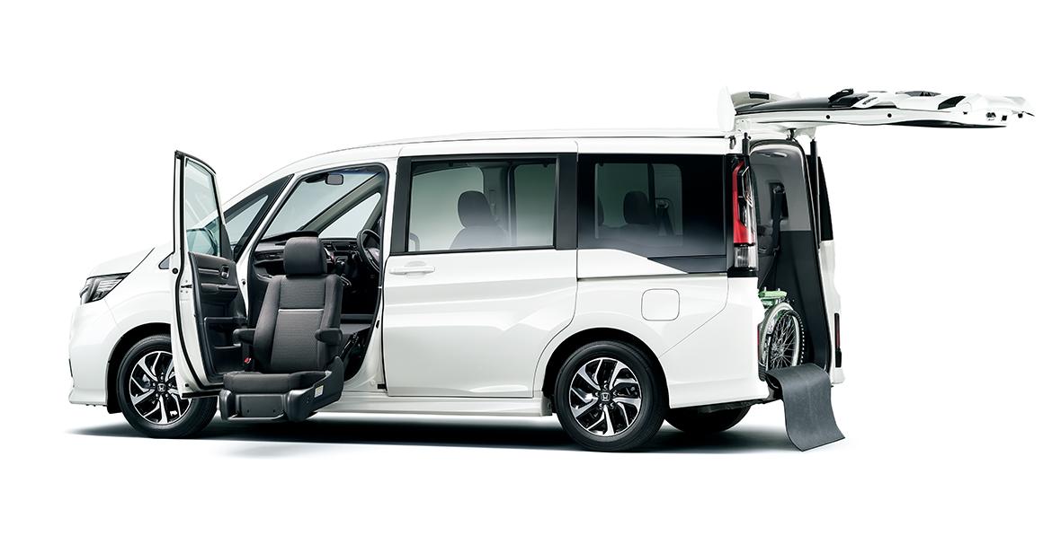 ステップ ワゴン|福祉車両|Honda