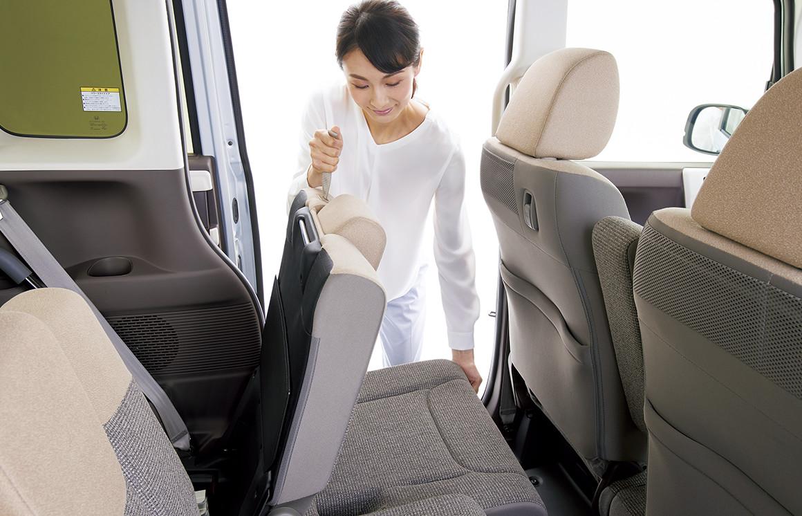 乗車の操作手順 1